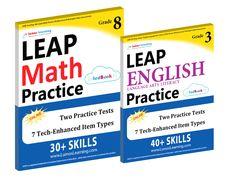 Workbook Samples for 2017 Louisiana Educational Assessment Program Practice