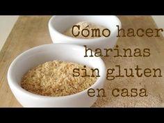 cómo hacer harinas sin gluten #92