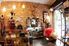 Le Swing Barcelona - vintage store in el Born