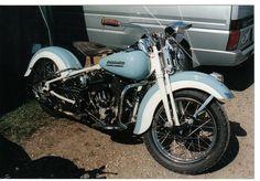 Harley-Davidson Flathead by EasyriderFXDWG, via Flickr