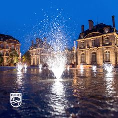 Discover how lighting enriches the walking experience at the iconic, UNESCO world heritage site, Place du Chateau, Strasbourg. Join #CPL2015 today. http://philips.to/1BuA7c0