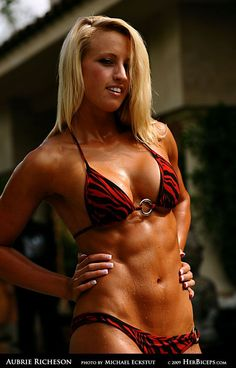 25 Best Aubrie Richeson images | Fit women, Fitness models