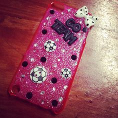 Soccer iPod touch 5 th gen case by ablingthing1 on Etsy