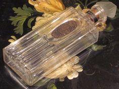 Antique Art Nouveau Perfume Bottle by DecojumeauAntiques on Etsy, $85.00