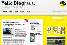 Corporate Blogs waren schon immer Thema bei uns. Was wir dabei bisher (sträflich) vernachlässigt haben: vorbildliche Blogdesigns. Das holen wir heute nach - mit 5 sehenswerten und zugleich inspirierenden Corporate Blogs, die uns durch Konzept und Gestaltung enorm positiv aufgefallen sind. Als Anregung und zum Weitersagen empfohlen!