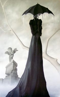 Icicle Maiden  By Tony Lombardo