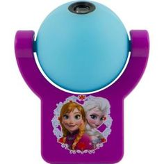 Projectables Disney Automatic LED Frozen Night Light-13340 at The Home Depot