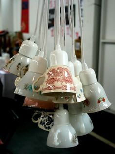 Tea Lights /Domestic Construction at Renegade Craft Fair