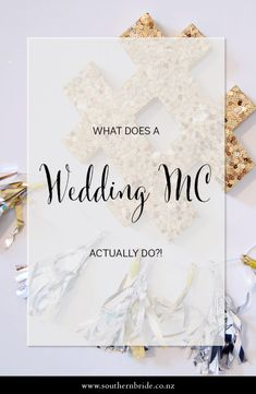 How to Be an Amazing Wedding MC: Beginners Guide to MC Duties - Southern Bride Wedding Mc, Wedding Script, Wedding Kiss, Diy Wedding Bouquet, Wedding Bells, Wedding Stuff, Master Of Ceremonies Wedding, Wedding Reception, Different Wedding Ideas