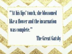 the great gatsby incarnation Fitzgerald, f scott - the great gatsby - the three love-affairs - martina pyko - presentation / essay (pre-university) - english - literature, works - publish your bachelor's or master's thesis, dissertation, term paper or essay it is told that the incarnation was complete when he kissed her for the first time (p108 l10) he was.