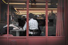 Cafè de Paris Le deux Moulines  © Enrica Conte