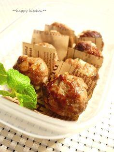 日持ちおかず【しっかり味付き柔らかミニハンバーグ】 by たっきーママ 「写真がきれい」×「つくりやすい」×「美味しい」お料理と出会えるレシピサイト「Nadia   ナディア」プロの料理を無料で検索。実用的な節約簡単レシピからおもてなしレシピまで。有名レシピブロガーの料理動画も満載!お気に入りのレシピが保存できるSNS。