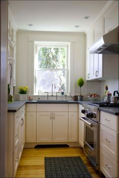 Kitchen Ideas For Small Space small kitchen designs | small spaces, counter space and kitchens