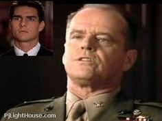 """A Few Good Men , (1992), """"You can't handle the truth"""", Colonel Nathan Jessup (Jack Nicholson)"""