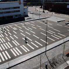 Olympic Stadium by Sant en Co Landscape Architects « Landscape Architecture Works | Landezine