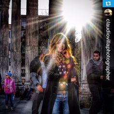 #ElisabettaPellini Elisabetta Pellini: #Repost from @claudiovillaphotographer with @repostapp --- Magic Light #milan #milano #italy #italia #colonne #sanlorenzo #light #portraits #session #actress @elisabettapellini #expo #expo2015 #expomilano2015 photo @claudiovillaphotographer