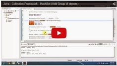 JAVA EE: Java : Collection Framework : HashSet (Add Group of objects)