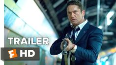 London Bridges are literally falling down in the explosive 1st trailer for 'London Has Fallen'.