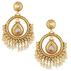 Indian Bollywood Gold Plated White Pearls White Stone Par... https://www.amazon.com/dp/B06X6FWTQ9/ref=cm_sw_r_pi_dp_x_QewOybD5Y7KH7