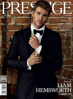 Liam Hemsworth....in a tux!!!!