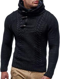 Brautschmuck Sets Aggressiv Männer Männliche Baumwolle Strickjacke Pullover Stricken Pullover Jumper Pullover Für Mann Hochzeits- & Verlobungs-schmuck