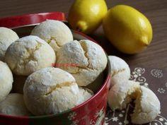 Kokosové crinkles, Drobné pečivo, recept | Naničmama.sk Pina Colada, Crinkles, Hamburger, Dairy, Bread, Cheese, Cookies, Breakfast, Food