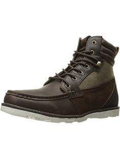 Crevo Men's Bishop Winter Boot, Coffee, 9.5 M US ❤ Crevo