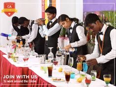 No other colleges train the students in Mock-tail preparations but Chennais Amirta provides the privileged opportunity. Earn upto Rs.10,000 while you learn   Contact: 8939 200 800  #ChennaisAmirta #ChennaiAmirta #Chennai #Amirta #CAIIHM #Diploma #HotelManagement #International #Hospitality #InternationalInstitute #HotelManagement #Mocktails #Learning #EarnwhileLearn #Highsalary