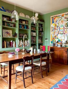 Welcome Wednesday :: In Defense of the Dining Room