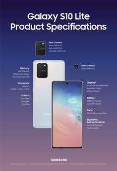 Samsung have announced its mid-ranger S series mobile phone named Galaxy Lite. Ranger, Ultra Wide Angle Lens, Latest Mobile Phones, Mobile Smartphone, Samsung Mobile Phone Price, New Samsung Galaxy, Galaxy Note 10, Product Launch, Iphone