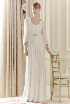 Jenny Packham 2014 Bridal Collection
