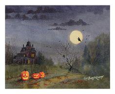 Gothic Charm School: pretty things • Delightfully spooky art.