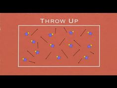 Physical Education Games - Throw Up - YouTube