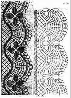 Foto - Foto Google Bobbin Lace Patterns, Crochet Patterns, Bobbin Lacemaking, Lace Heart, Lace Jewelry, Needle Lace, Lace Making, Simple Art, Hobbies And Crafts