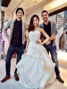 Day 02 for #RUBINSINGER #Bridal Private Appointments at ノバレーゼ - NOVARESE Weddings in #Ginza #Tokyo #Japan GREAT DAY indeed.!!! #Fashion #Moda #Wedding #Casamiento #Bride #Novia #HauteCouture #AltaCostura #FashionNews