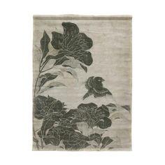 Buy HKliving Linen Floral School Plate