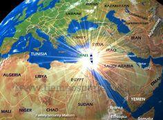 La Biblia es muy específica sobre el papel de Israel en los últimos tiempos, lo que demuestra claramente que la nación judía se encuentra en el mismo centro de la figura profética.