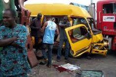 Tanker Driver Dies, 6 Injured in Ogun Auto Crash