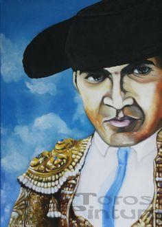 Gaona. Miradas de la Fiesta Óleo sobre lienzo 50x70 cm (450 €)
