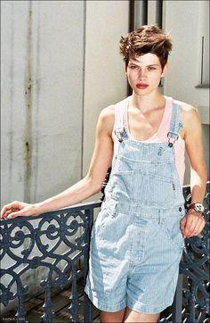 Benthe De Vries as Deborah ( Blitz ) Kopiroa  - Rights to original character go to zfatal of Gaiaonline.