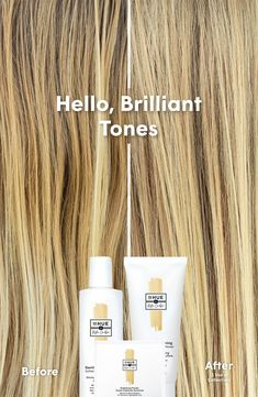 What it is: A conditioner developed with Kristin Cavallari that conditions hair while boosting brightness and shine.Who it's for: Most visible results for those with blond or highlighted hair; can be used on darker hair with no impact on color.What it does: It's formulated with a gentle chelating agent that helps prevent dullness and keeps brassiness at bay. This conditioner also helps lock in moisture while giving hair slip to help prevent damage and brea #BakingSodaOnBleachedHair Beauty Hacks With Baking Soda, What Is Baking Soda, Baking Soda For Hair, Baking Soda Water, Baking Soda Uses, Oily Hair Shampoo, Aloe Vera Shampoo, Natural Shampoo, Greasy Hair