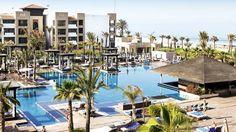 Riu Palace Tikida Agadir #Morocco