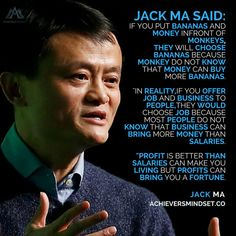 18 Best Jack Ma Billionaire Images Inspire Quotes Motivation