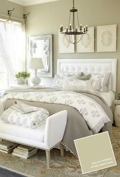 How To Decorate A Bedroom: Additional Art Tips Collections with sentimental value, wonderful artworks, and generational photographs add character and color. You can use various wall spaces like above headboards, dressing tables, dressers, and nightstands to create a display. Be sure to take measurements to make certain that your display is aligned properly with the dimensions of the wall and your bedroom.