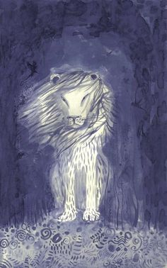 The Kind Lion - Karen Davis