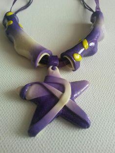 Purple necklace 2