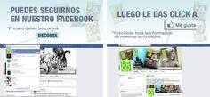 Síguenos en #Facebook