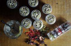 Gin Flight – Gewürze für Gin Tonic