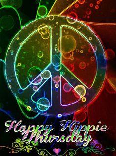 ☮ American Hippie ☮ Happy Hippie Day!  .... Thursday