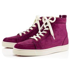 Christian Louboutin United States Official Online Boutique - Rantus Men's Flat Cuoio Rafia available online. Discover more Men Shoes by Christian Louboutin Red High Heel Shoes, Men's Shoes, Shoe Boots, Louboutin Shoes, Shoes Style, Flat Shoes, Christian Louboutin Outlet, Suede Sneakers, Shoes